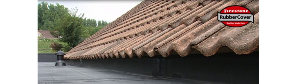 Firestone roof/tiles